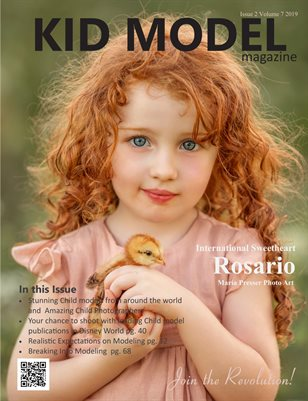 Kid Model magazine Issue 2 Volume 7 2019