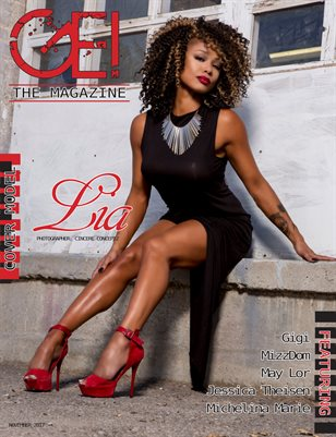 "November 2017 ""Black Dress/Red Heels"" Issue"