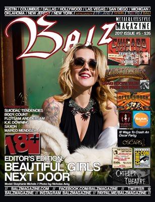 Balz Magazine Issue 5