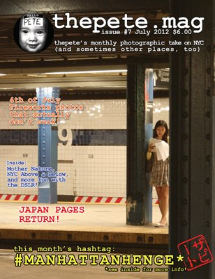 thepete.mag issue #7 July 2012