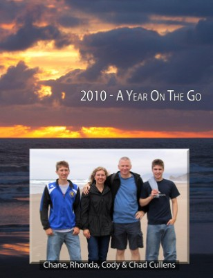 2010 - A Year On The Go
