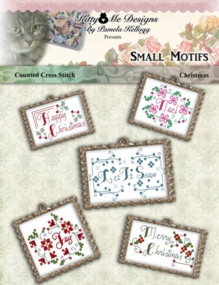 Small Cross Stitch Motifs Christmas