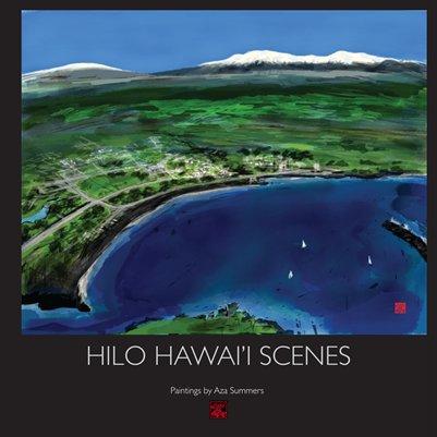 Hilo Hawai'i Scenes 8x8