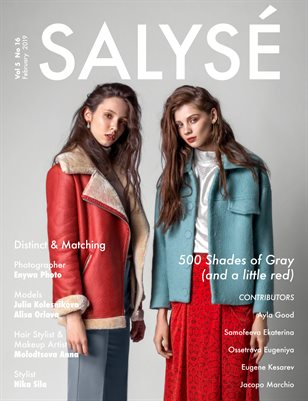 SALYSÉ Magazine | Vol 5 : No 16 | February 2019