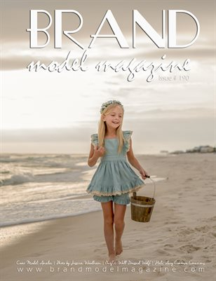 Brand Model Magazine Issue # 190