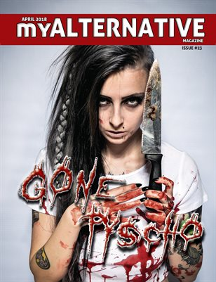 MyAlternative Magazine Issue 23 April 2018
