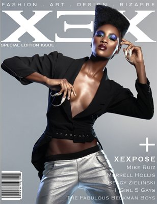 XEX MAGAZINE: Special Edition ( Grace In Your Face)