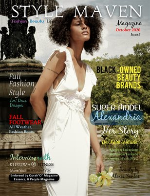 STYLE MAVEN MAGAZINE ISSUE 5 2020