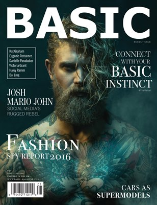 BASIC - Instinct Issue (Cover 1)