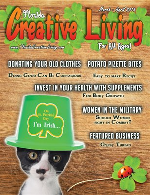 Florida Creative Living - Issue #10
