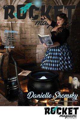 *POSTER* Danielle Shomsky September 2020