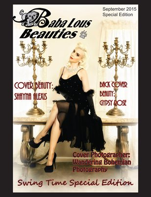Baba Lous Beauties- Swing Time Special Edition: September 2015