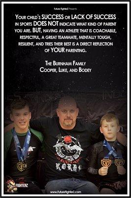 Burnhams Parent Poster