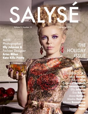 SALYSÉ Magazine | Vol 2:No 12 | December 2016