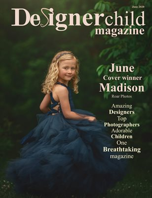 Designer Child Magazine June 2020