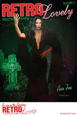 Aria Foxx Poster