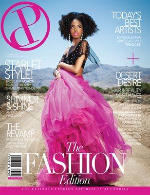 PUMP Magazine - The Fashion Edition - Vol.1