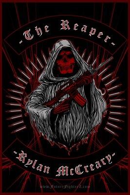 Rylan Kujawa Reaper Rifle Poster