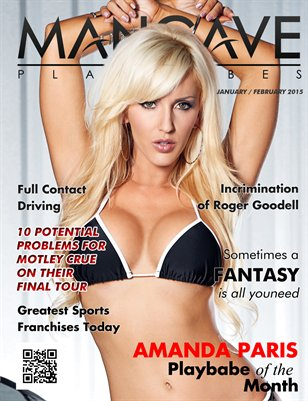 MANCAVE PLAYBABES - JAN-FEB 2015
