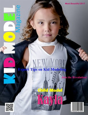 Kid Model Magazine Most Beautiful 2017