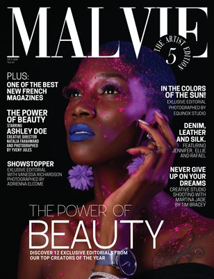 MALVIE Mag The Artist Edition Vol 05 October 2020