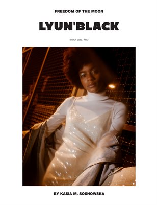 LYUN Black No.3 (VOL No.1) C1