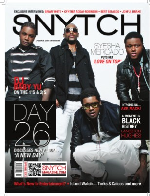 SNYTCH MAGAZINE | 2012 Spring Issue
