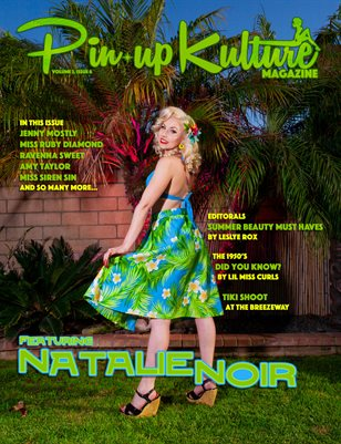 Pinup Kulture Magazine Volume 3, Issue 6