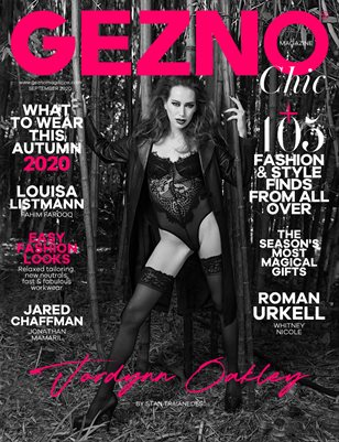 GEZNO Magazine September 2020 Issue #08