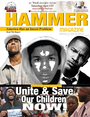 Hammer Magazine: Vol.16