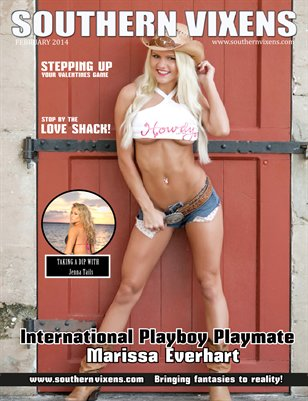 Southern Vixens Magazine February 2014