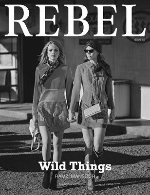 Rebel Magazine Issue AJ