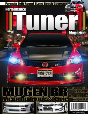 Performance Tuner Magazine Volume 9 May 2014