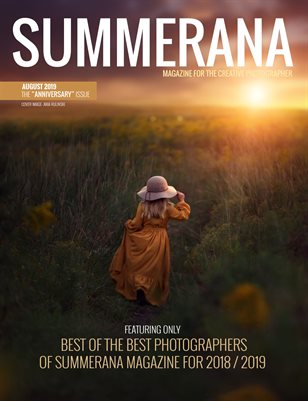 "Summerana Magazine August 2019 | The 'Anniversary"" Issue"