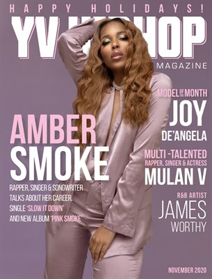 YV Hip Hop Magazine November 2020 Issue