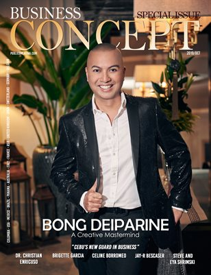 BUSINESS CONCEPT Magazine - Sept/2019 - Issue 14 - Special Edition