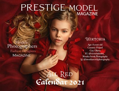 PMM Calendar 2021 All Red