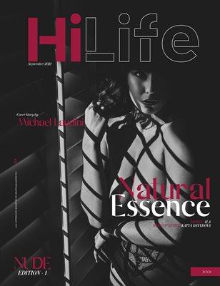 HiLife Magazine Sep 2021 Nude Vol-1