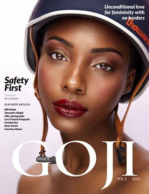 GOJI MAGAZINE ISSUE 8 VOL.5 2021