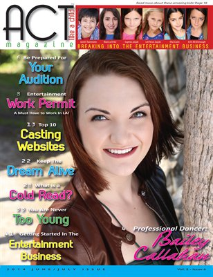 ACT Like A Child Magazine Issue 10