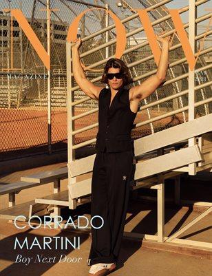 NOW Magazine May Issue; Corrado Martini