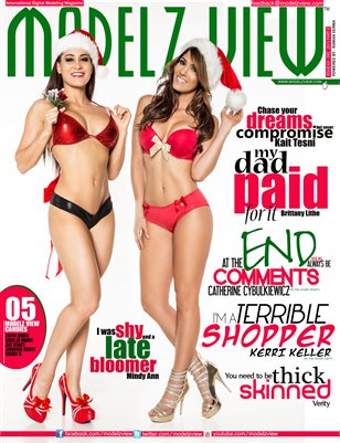 MODELZ VIEW DECEMBER 2015 ( GRAND CHRISTMAS EDITION ) PART 2
