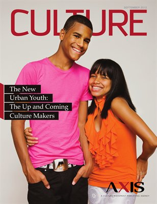 The New Urban Youth: The Up and Coming Culture Makers