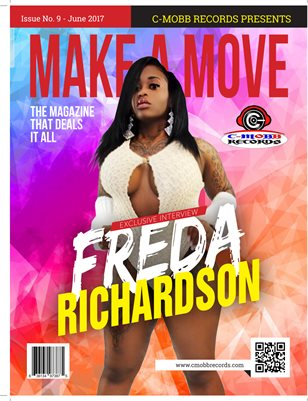 Make A Move Magazine issue 9