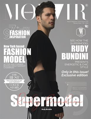 #6 Moevir Magazine January Issue 2020