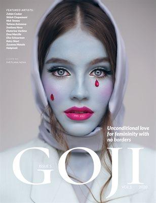 GOJI MAGAZINE ISSUE 5 VOL.1 2020