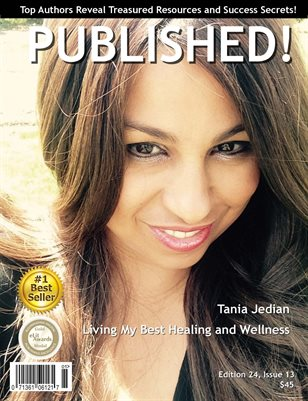 PUBLISHED! Excerpt featuring Tania Jedian