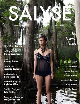 SALYSÉ Magazine | Vol 4 : No 70 | August 2018