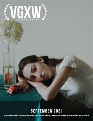 VGXW Magazine - September 2021 (Cover 1)
