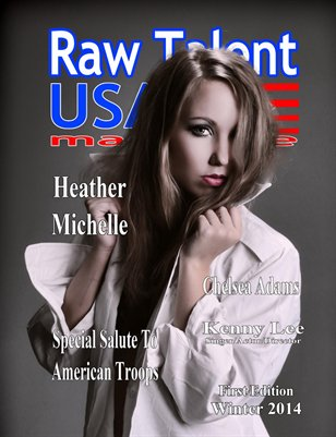 Raw Talent USA Magazine Winter 2014